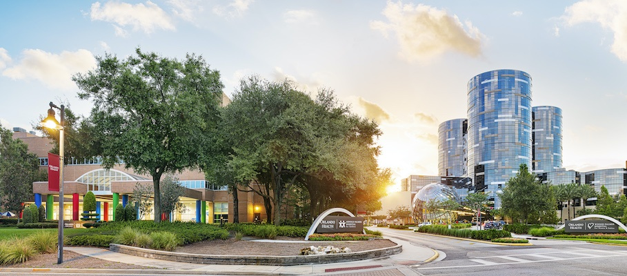 "Orlando Health Receives ""Best Children's Hospital"" Designation in 4 Specialties"