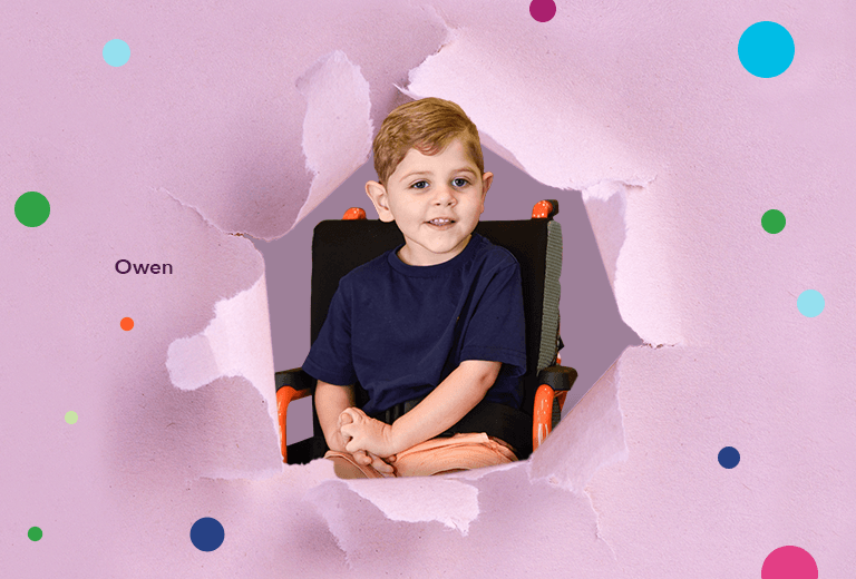 Epilepsy Awareness Month - Owen