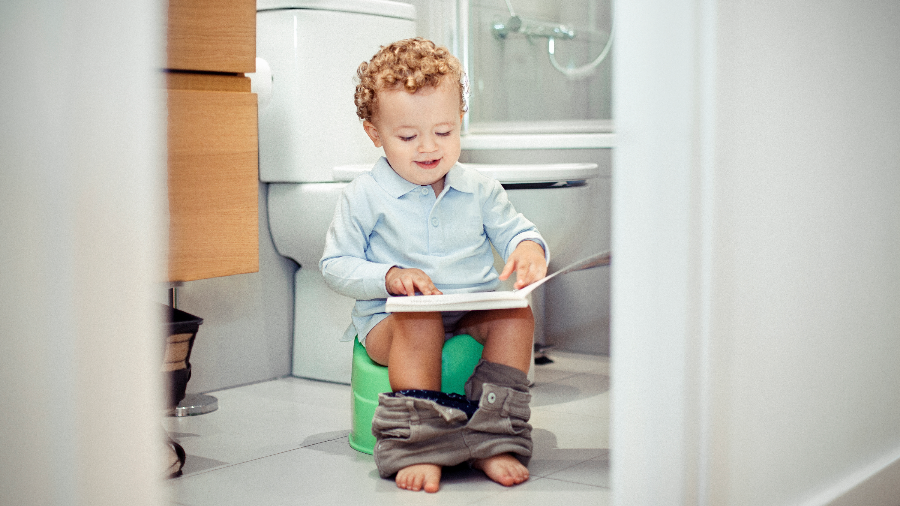 6 Tips for Potty-Training
