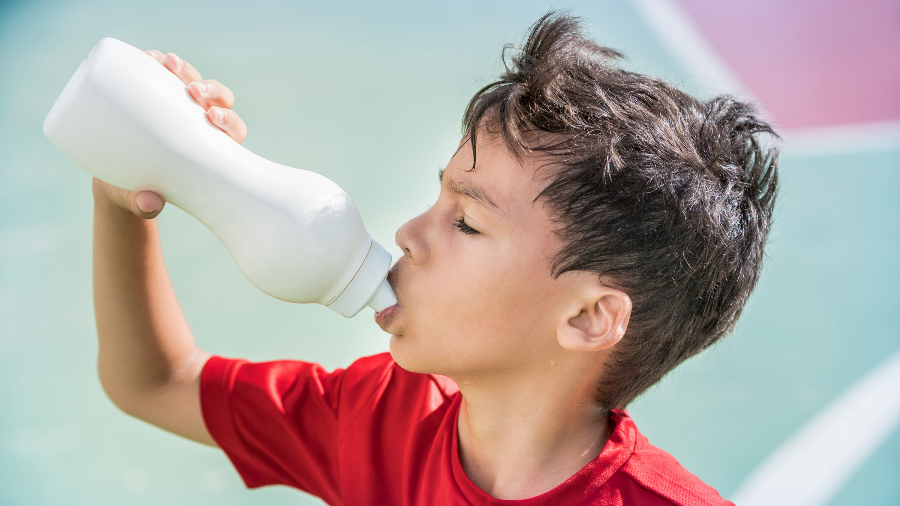 When It's Hot Outside, Protect Your Kids From Heat-Related Illness