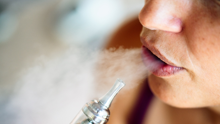 Why Am I Coughing? It Could Be the Flu — or Vaping