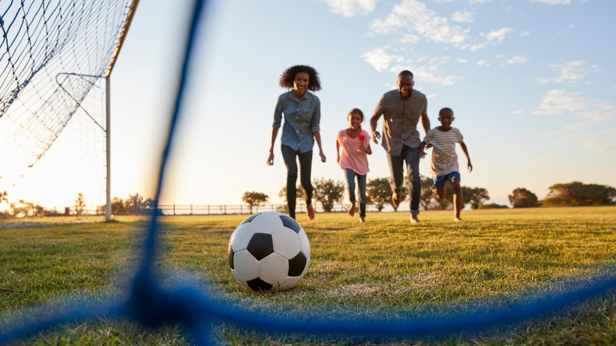 5 Ways Families Can Kick Couch-Time to the Curb and Get Moving