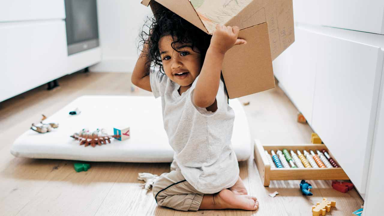 Avoiding Preschooler Tantrums Without Buying More Toys