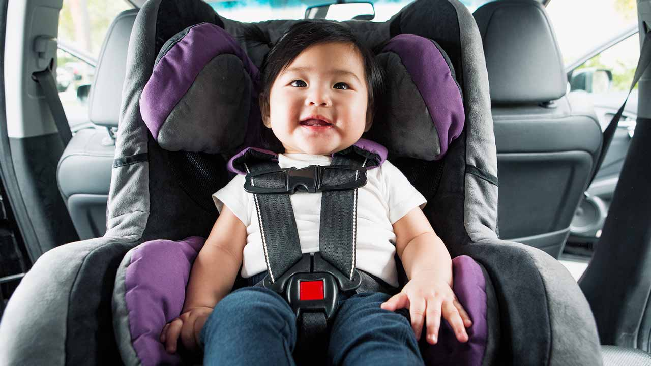 Car Seat Safety – 5 Tips to Keep Children Safe