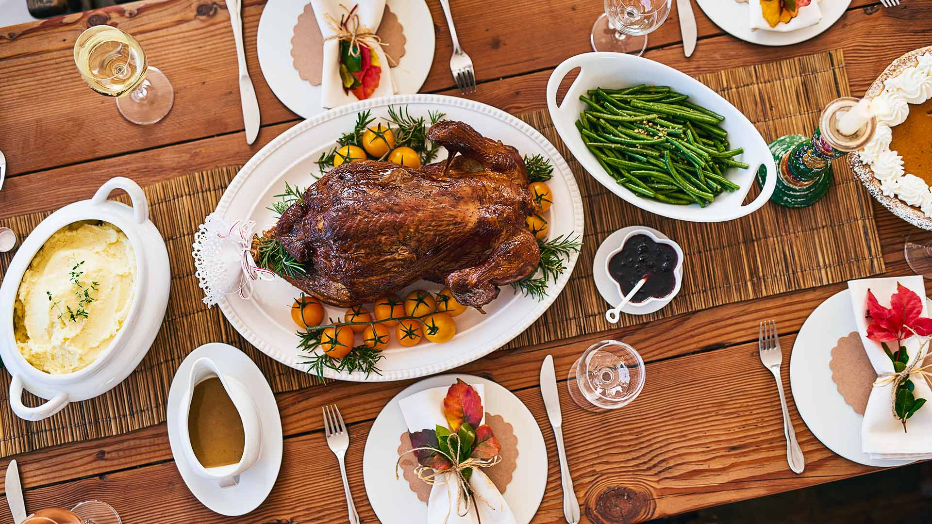 Turkey Dinner on the Lawn? Creative Ways to Celebrate the Holidays in 2020