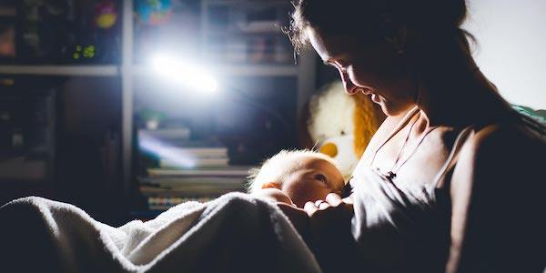 Is Co-Sleeping Or Bed-Sharing Safe For Your Newborn?