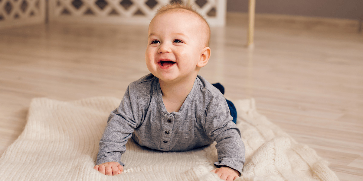 Why Tummy Time Is so Important for Babies