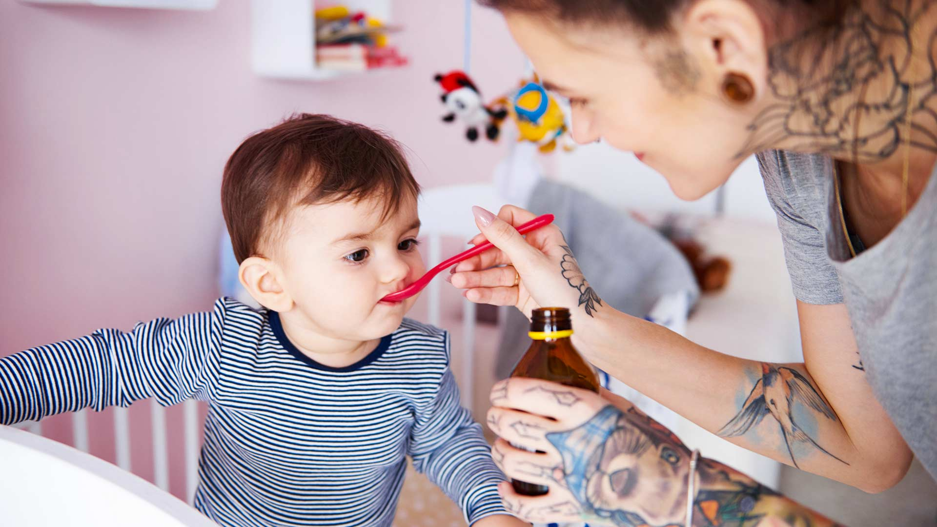 What To Know About Children's OTC Medications
