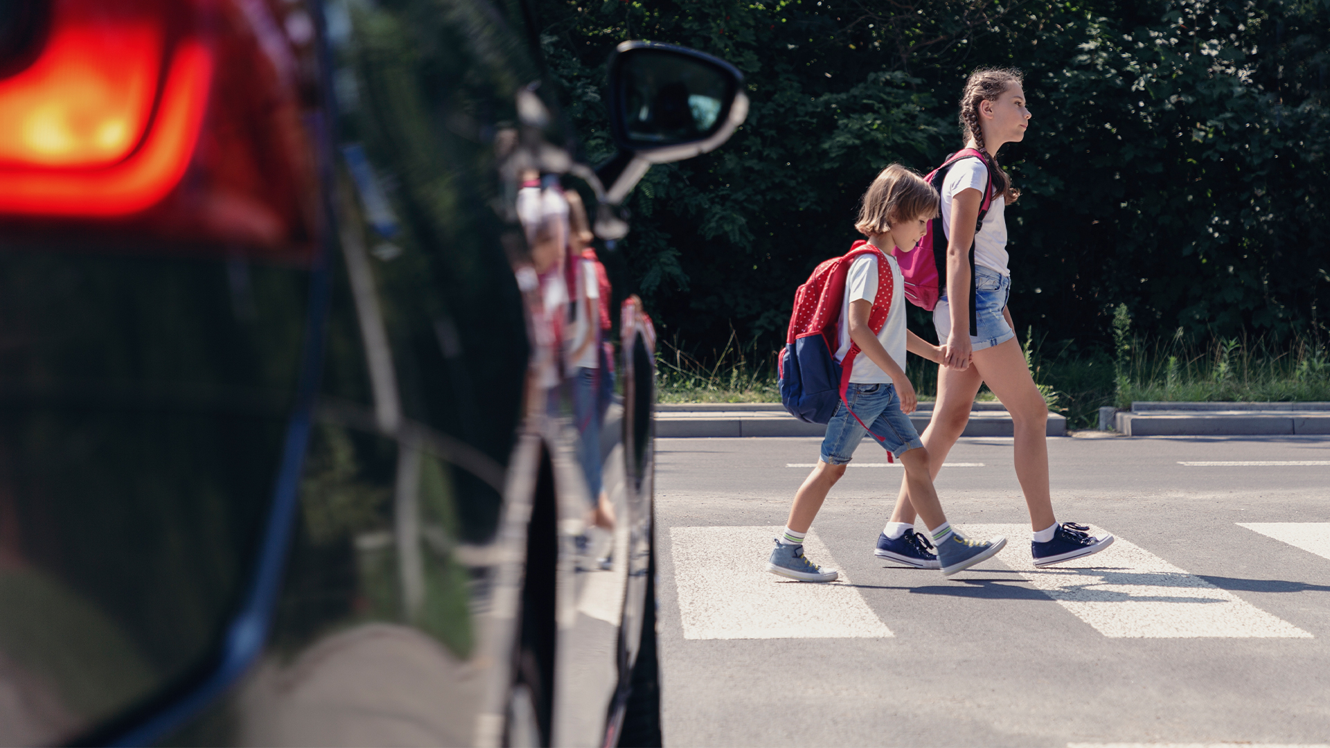 Is Your Child Ready To Walk to School?