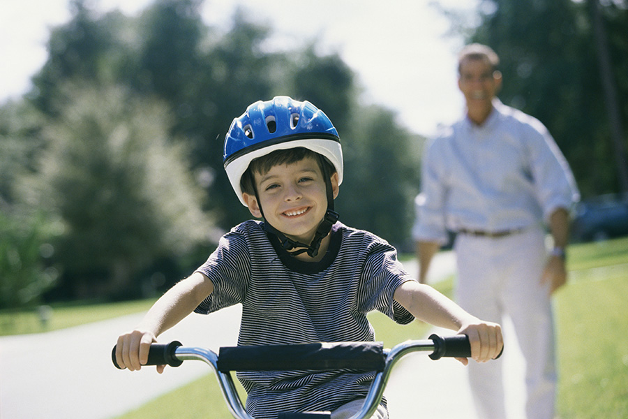 Bicycle Helmets Will Keep Your Children Safe This Summer