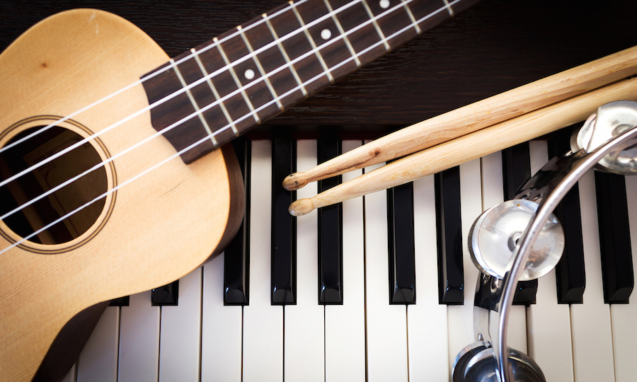 What is music therapy and how is it used in a hospital?