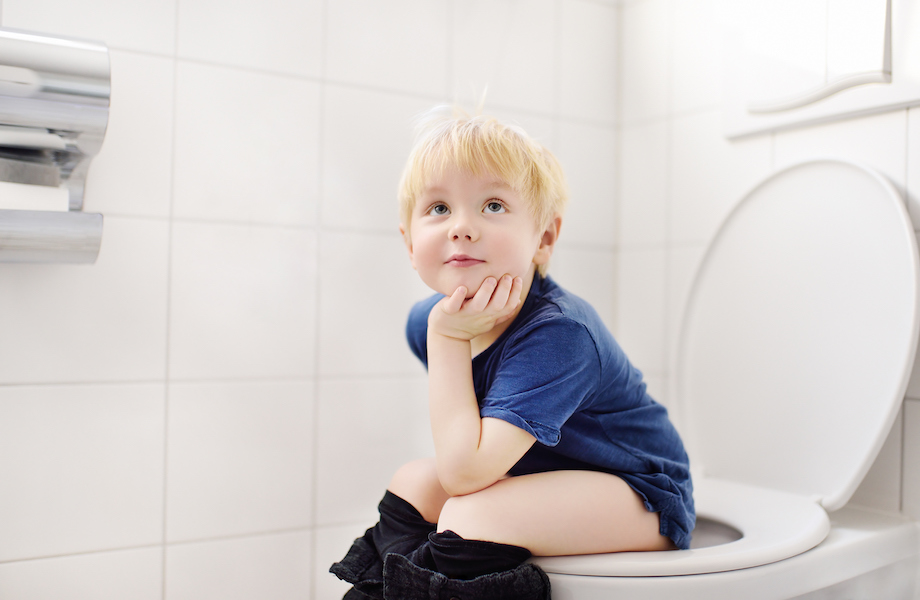 Is your child constipated? How to tell and what to do about it