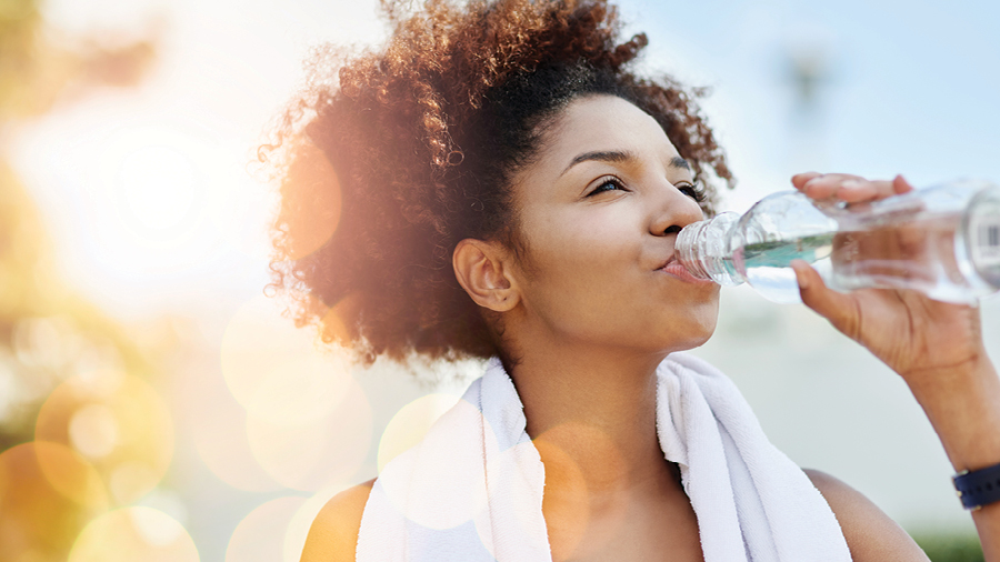 Keep It Cool — Three Steps to Hydration