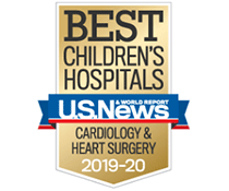 BEST CHILDREN'S HOSPITALS