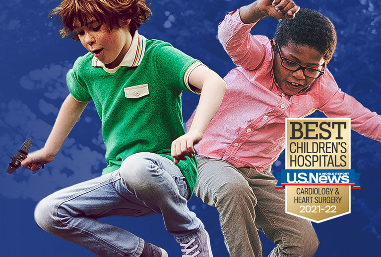 Expert Care for Kids' Hearts