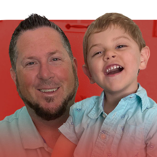 Epilepsy Center - Matt & Owen