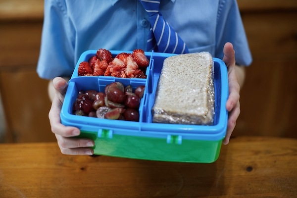 Smart Lunches for Kids