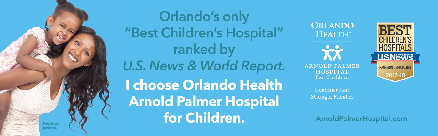 Capacity planning in arnold palmer hospital