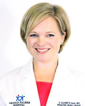 Elizabeth Davis, MD, FAAP, CAQSM